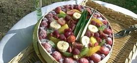 Red Fruits Tart